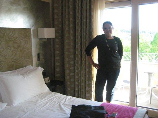 FH Grand Hotel Mediterraneo: Arrival