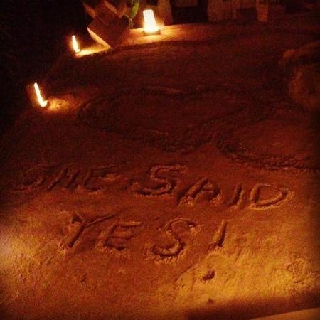 Imanta Resort : propuesta matrimonio!!