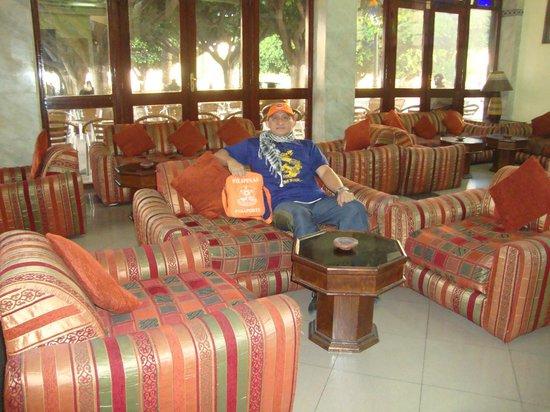 Hotel Balima: Dining Area