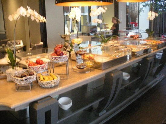 African Pride Melrose Arch Hotel: breakfast