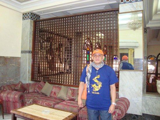 Hotel Balima Lobby