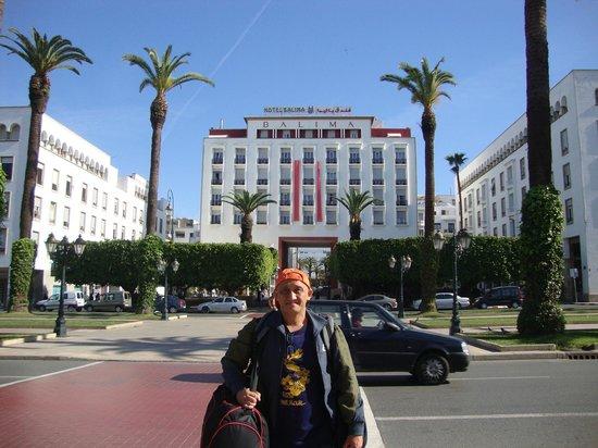 Hotel Balima exterior