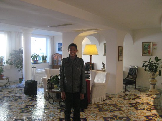Hotel Savoia: Leaving today