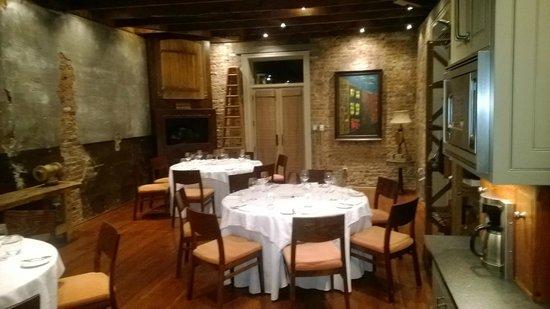 Cotton Row: South Loft banquet area
