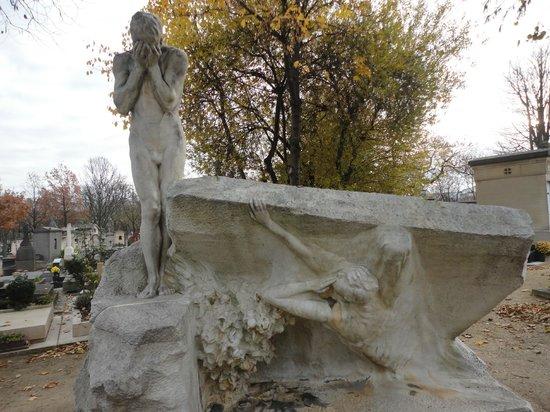 Cimetière du Montparnasse : Cementerio Montparnasse