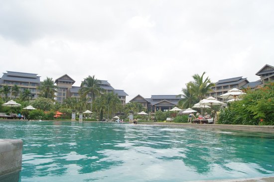 Hilton Sanya Yalong Bay Resort & Spa: отель