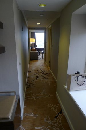 Shangri-La Hotel Sydney : Hallway