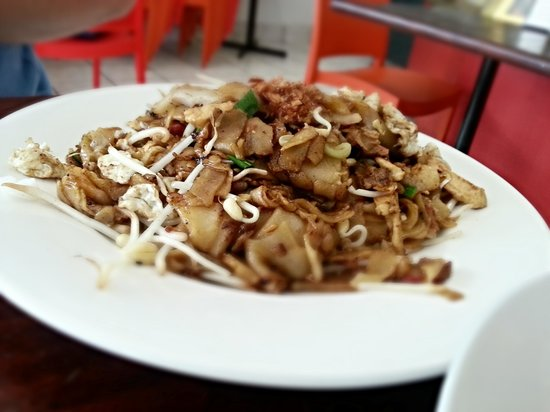 A Taste of Spice : Char kway teow