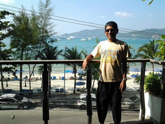 The Bliss: View of Patong Beach