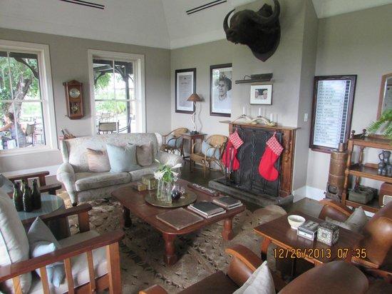 andBeyond Kirkman's Kamp : lobby
