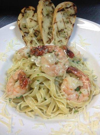 McKinney's Tavern: Shrimp Scampi