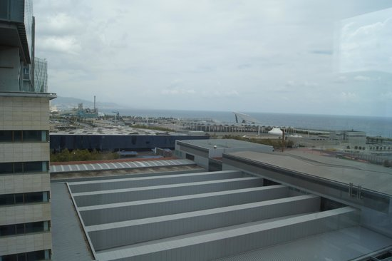 Hilton Diagonal Mar Barcelona: номер