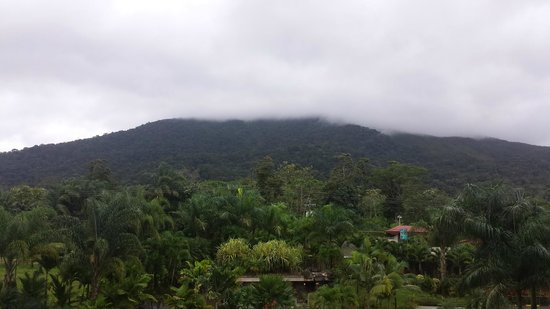 The Royal Corin Thermal Water Spa & Resort : View from the room