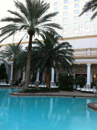 Monte Carlo Resort & Casino : пляж и бассейн