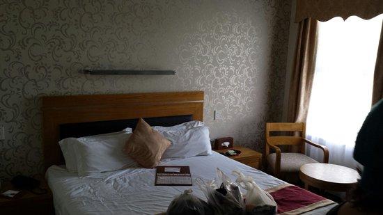 Sudima Hotel Hamilton: King suite