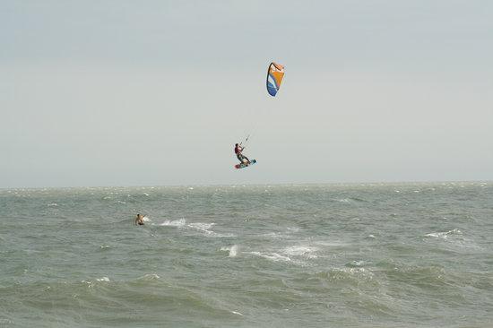 Kitesurf Vietnam: action time!!!