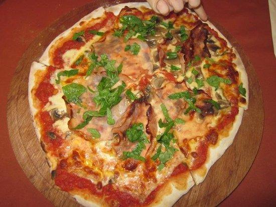 Casa Cucina: Pizza!