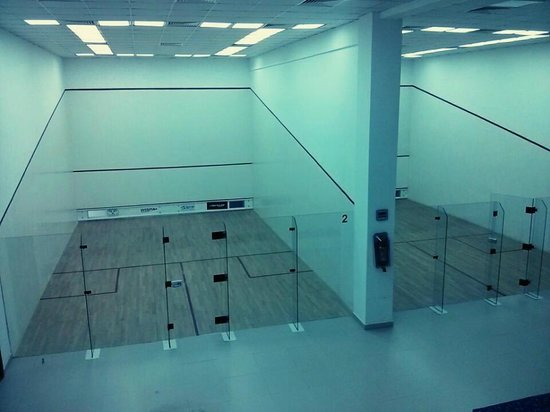 SOHO Tennis & Squash center