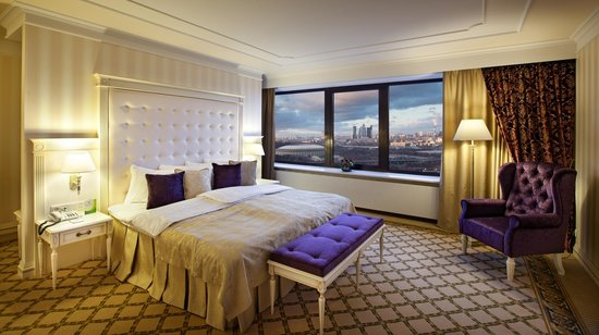 Korston Club Hotel Moscow: Guest Room