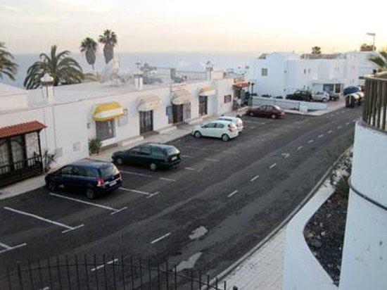 Los Pueblos Apartments: A few restaurants very close by