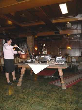Hotel Berghof : hotel
