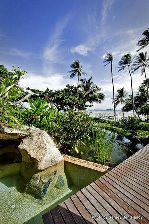 Kamalaya Koh Samui: Территория отеля