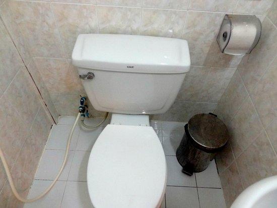 The Billabong Hotel: Bathroom