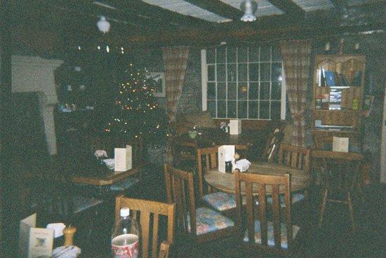 Stone Close Tea Room & B&B: Tea room1