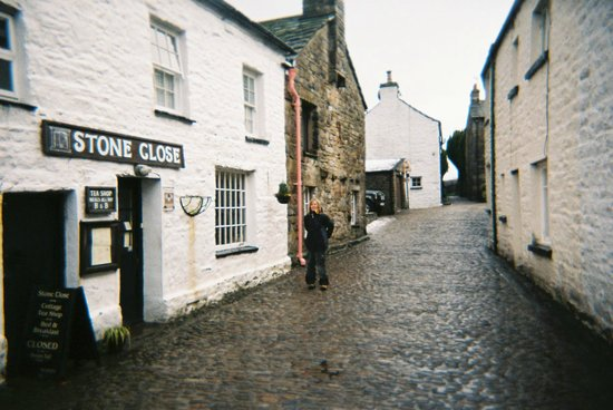 Stone Close Tea Room & B&B: Outside