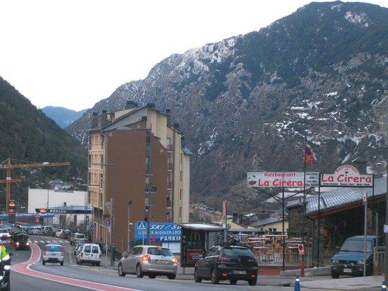 La Cirera : Вид на ресторан