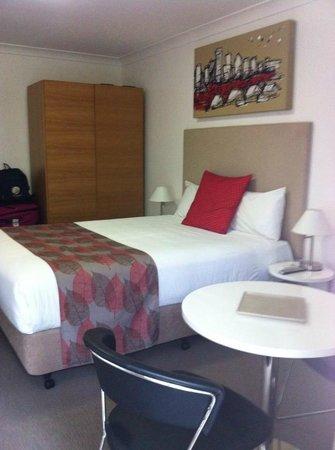 BEST WESTERN PLUS Gregory Terrace Brisbane : Spacious rooms