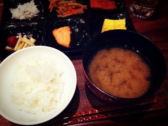Kasuien Minami: ほっこり朝ごはん