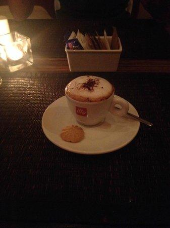 Rice Italian Restaurant & Lounge : good coffee