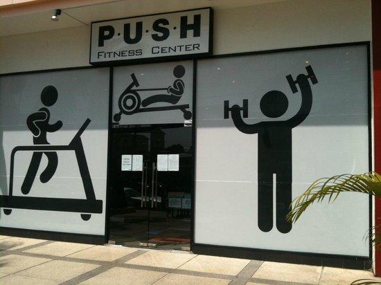 P.U.S.H Fitness Center