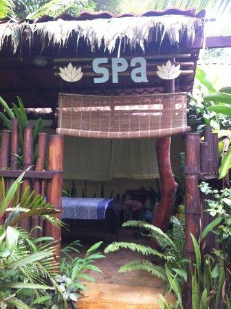 Caribe Town : Spa