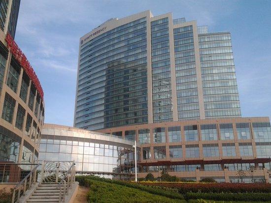 Hyatt Regency Qingdao: hotel
