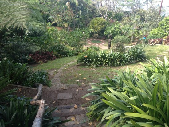 Run This Way -  Day Tours: Secret Garden - end of Scenic Waterfront Run