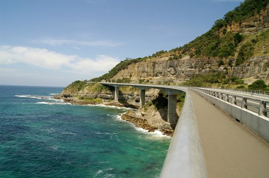 Sea Cliff Bridge Picture Of Grand Pacific Drive Sydney