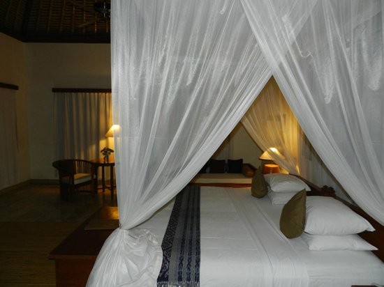 Nefatari Exclusive Villas: Bed