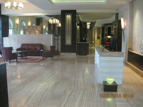 The Pllazio Hotel : Lobby