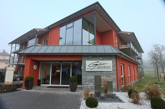 Gierer Hotel-Restaurant: Aparthotel Front