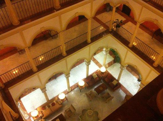 Vincci La Rabida Hotel : centro del hotel