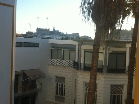Vincci La Rabida Hotel : vistas desde la habitación