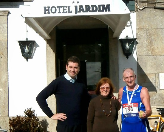 Hotel Jardim Viana Do Castelo: El personal del Hotel muy amables y serviciales