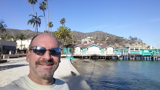 Pavilion Hotel: Mike in Catalina