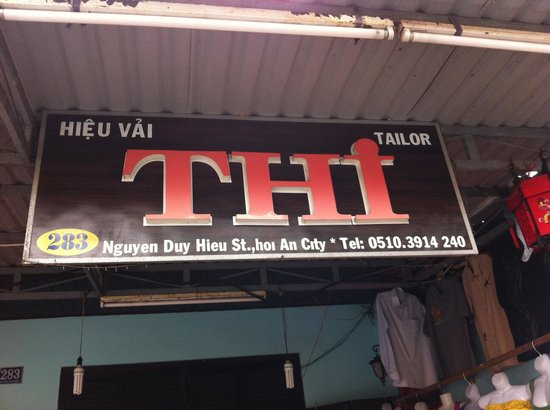 Thi Tailor