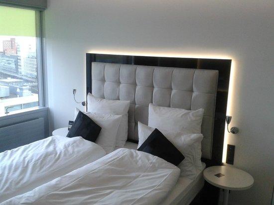 INNSIDE by Melia Duesseldorf Hafen: Das Bett