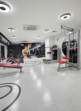 Gabrali Otel: Fitness