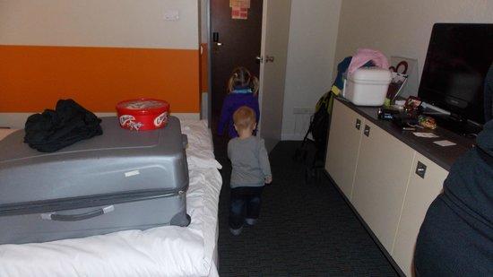 Mercure Hotel Köln West: Basic but clean rooms
