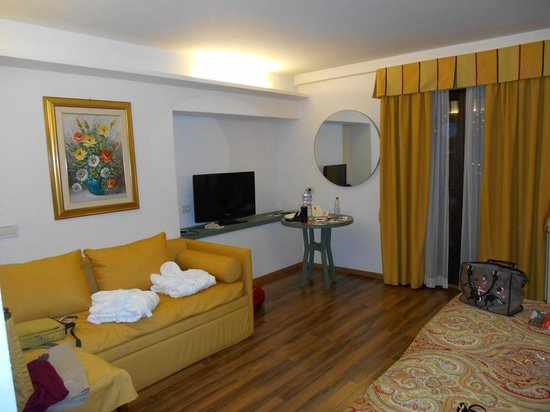 Hotel Residence Baita Clementi: Stanza supirior